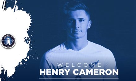 WATCH: Interview with Limerick FC's new signing Henry Cameron