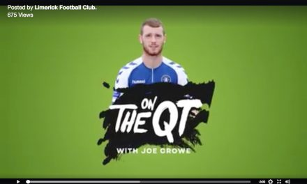 WATCH: Limerick FC loanee Joe Crowe answers some quickfire questions in this ON the QT series