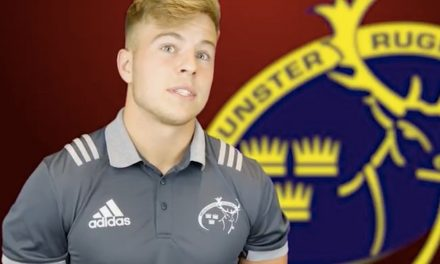 WATCH: New Munster academy recruit Alex McHenry