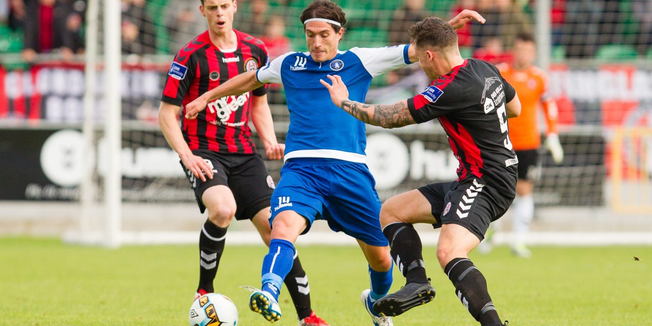 WATCH: Highlights of Limerick's crucial victory over Bohemians