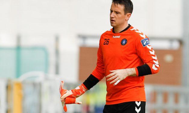 LISTEN: Limerick FC Vice Captain Brendan Clarke discusses Saturday's visit of Bohemians