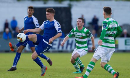 WATCH: Highlights of Limerick FC V Shamrock Rovers