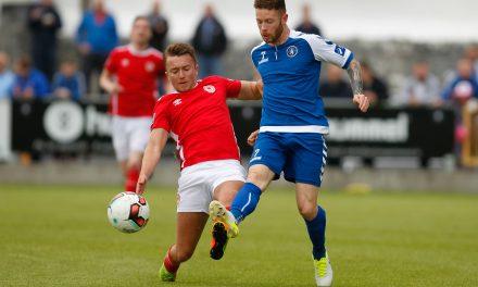 LISTEN: Limerick FC midfielder discusses important FAI clash with Cobh Ramblers