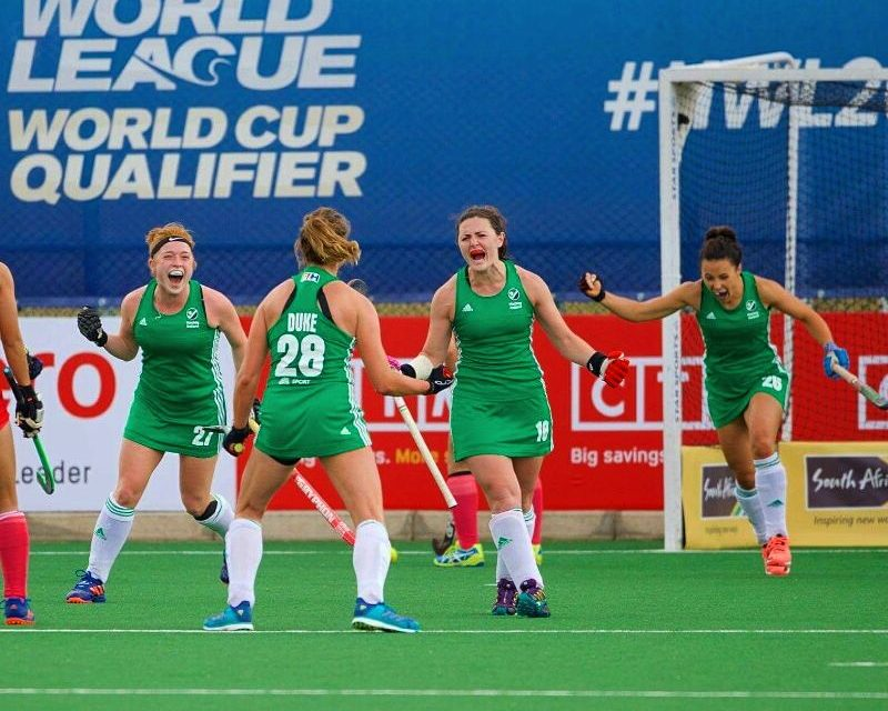 Limerick duo included in Irish women's hockey squad as World Cup preperation continues