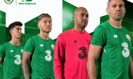 Mixed reaction as New Balance unveil new Irish soccer jersey