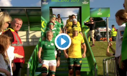 WATCH: Highlights of Ireland's hard fought win over Australia last night