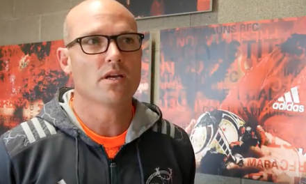 WATCH: Jaques Nienaber talks about the upcoming Pro 14
