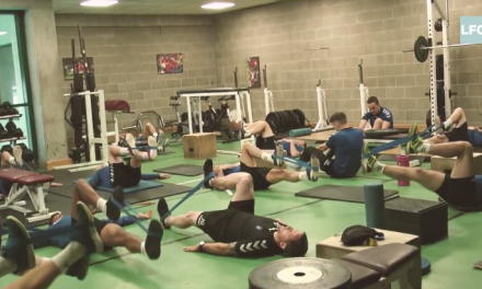 WATCH: Limerick FC train ahead of Shamrock Rovers clash