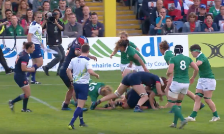 WATCH: Highlights of Ireland's disappointing loss to France