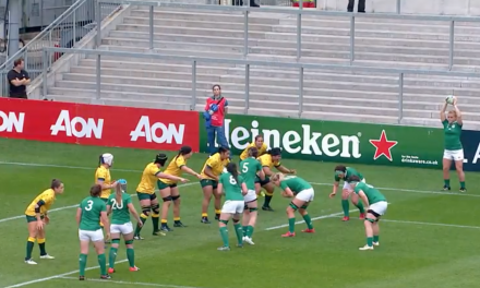 WATCH: Highlights of Ireland's disappointing loss to Australia