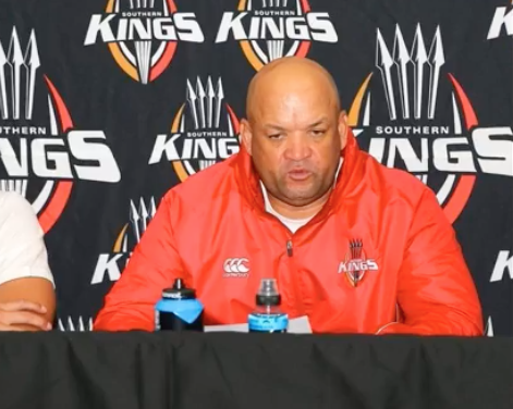 Southern Kings announce captain and touring squad for upcoming Pro 14 fixtures