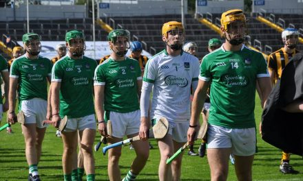 Limerick prove too good for Kilkenny to claim U21 All Ireland Crown