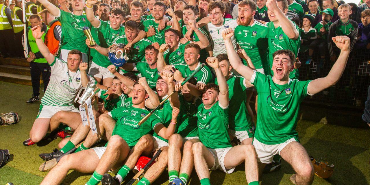 Defending Champions Limerick name U21 hurling panel ...
