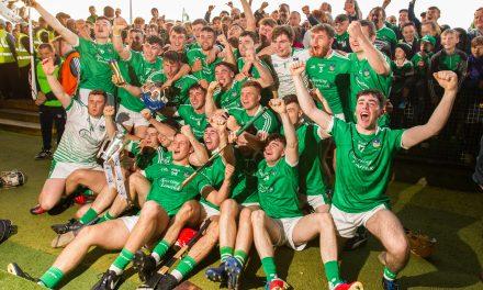 Defending Champions Limerick name U21 hurling panel