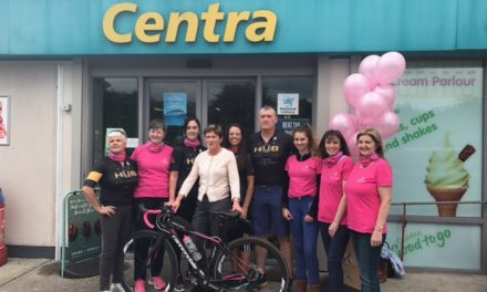 Think pink cycle coming to Limerick on September 3rd