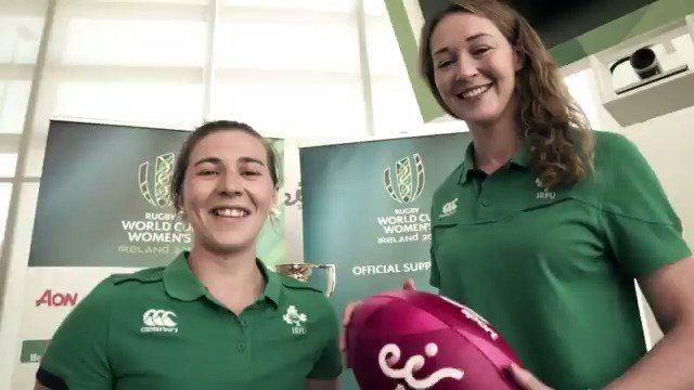 WATCH: Getting to know Marie Louise O'Reilly and Katie Fitzhenry team mates more