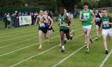 Good weekend for Limerick at Aldi Community Games in Dublin