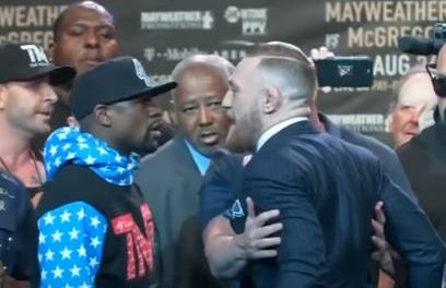 """Catherine Costigan on Mayweather v McGregor – """"We'll see what happens I think Conor definitely has a chance"""""""