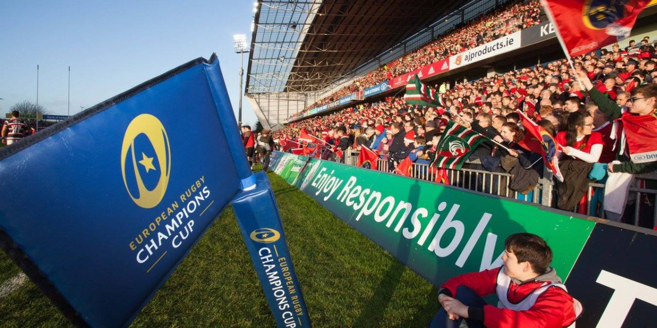 Champions Cup to become Heineken Champions Cup from next season