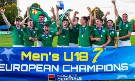 6 Munster players on victorious Ireland U18 7s side in Germany