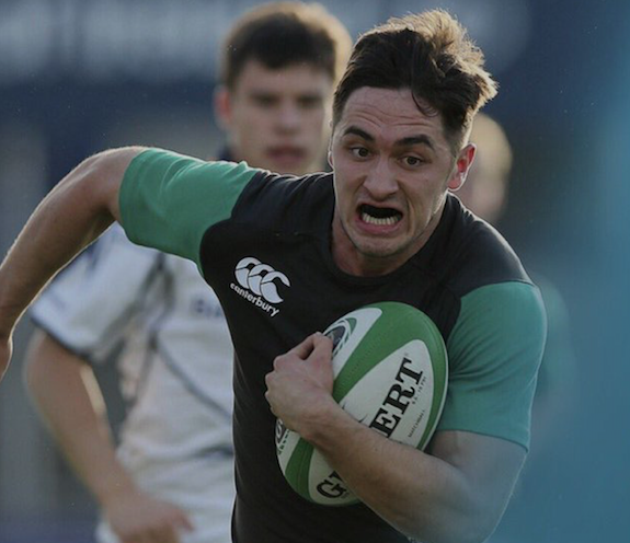 Listen – Sporting Limerick catch up with Greg O'Shea ahead of a massive few months for the Ireland Sevens