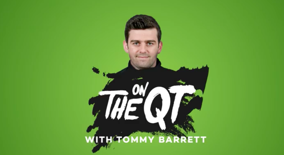 WATCH: Limerick FC U19 Head coach Tommy Barrett answers some quickfire questions