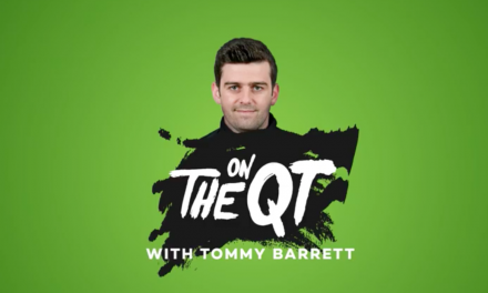 WATCH: Limerick FC U19 Head coach Tommy Barrett answers some quickfire questions