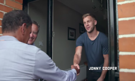 WATCH: Jeff and Kammy meet Dublin Footballer Jonny Cooper