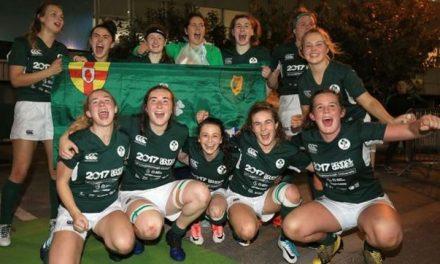 Limerick's Stephanie Nunan headed to France with U-18 Ireland Sevens Squad