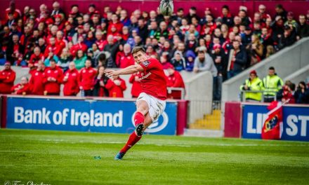 Munster trio link back up with Ireland squad ahead of clash with South Africa