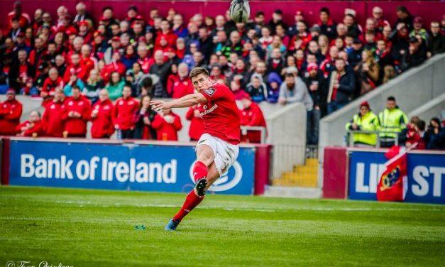 Johan Van Graan has named his first Munster starting XV