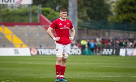 Munster Squad Update as they return to training this week