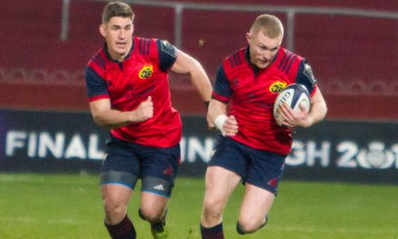 Munster's Keith Earls and Niall Scannell to train this week ahead of Leicester clash