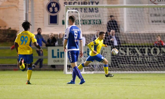 Limerick suffer poor defeat at the hands of resolute Finn Harps