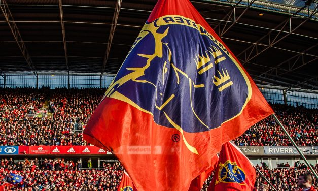 Munster A name side for second round of B&I Cup