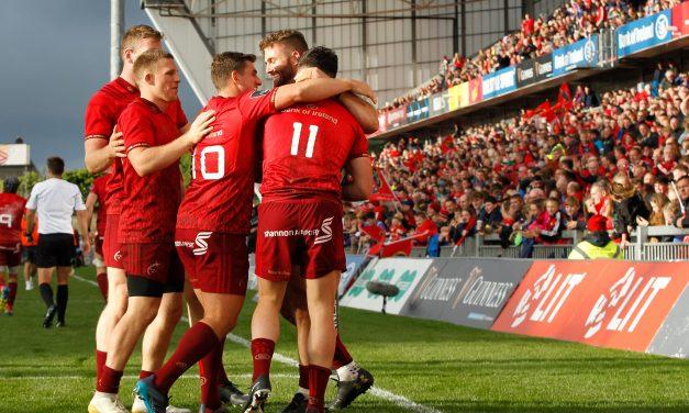 Munster v Glasgow Warriors Guinness PRO14 preview