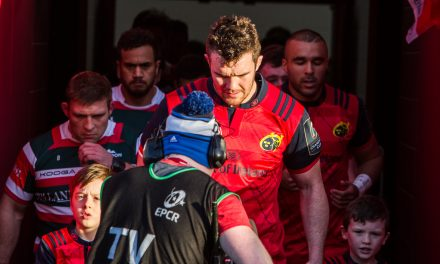 Referees for Munster's opening Champion Cup games announced