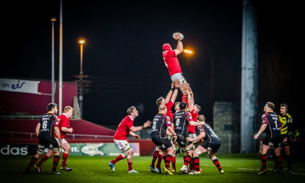Munster look to get back to winning ways against Dragons