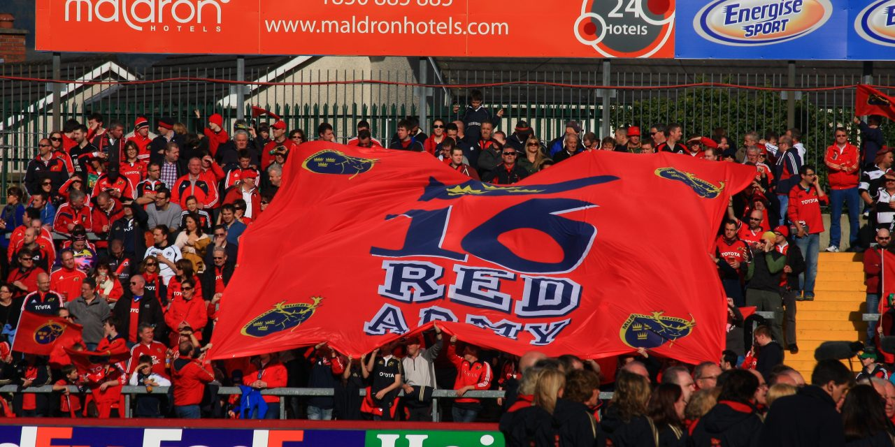 LISTEN: Monday Night Rugby Review with Three Red Kings & Sporting Limerick