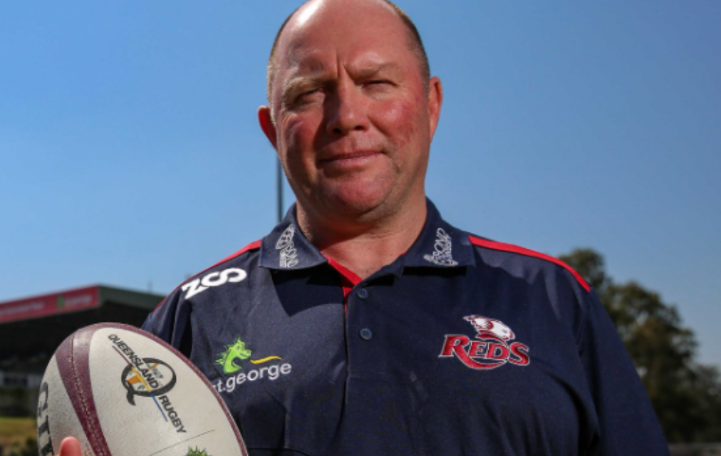 Former Munster Head Coach Tony McGahan joins Queensland Reds