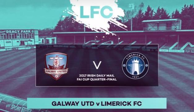 Limerick FC reach FAI Cup Semi-Final since 1994