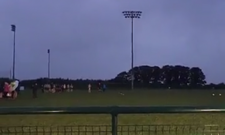 Floodlight controversy surrounds ladies county semi final