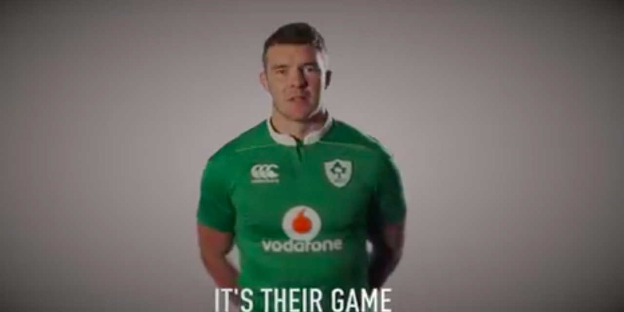 "WATCH: ""Let them play"" IRFU launch campaign to cut back on poor sideline behaviour"