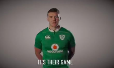 """WATCH: """"Let them play"""" IRFU launch campaign to cut back on poor sideline behaviour"""