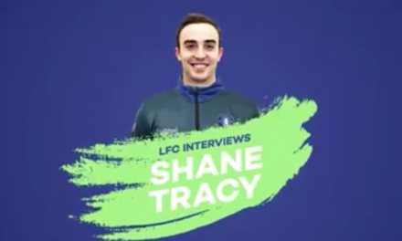 WATCH: Part two of Limerick FC's Shane Tracy's interview ahead of testimonial game