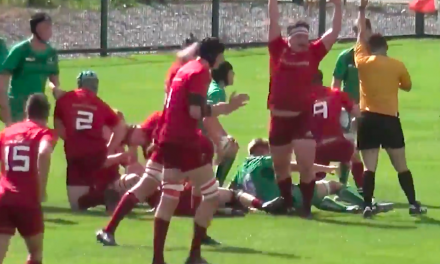WATCH: Munster Underage Interprovincial Highlights