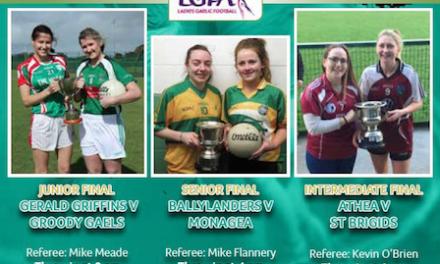 LISTEN: Sporting Limerick previews Ladies Football Finals