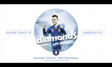 WATCH: Highlights from Shane Tracy's Testimonial match