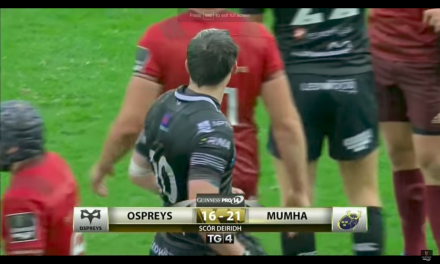 WATCH: Highlights of Munster's win over Ospreys