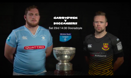 Ulster Bank League weekend preview